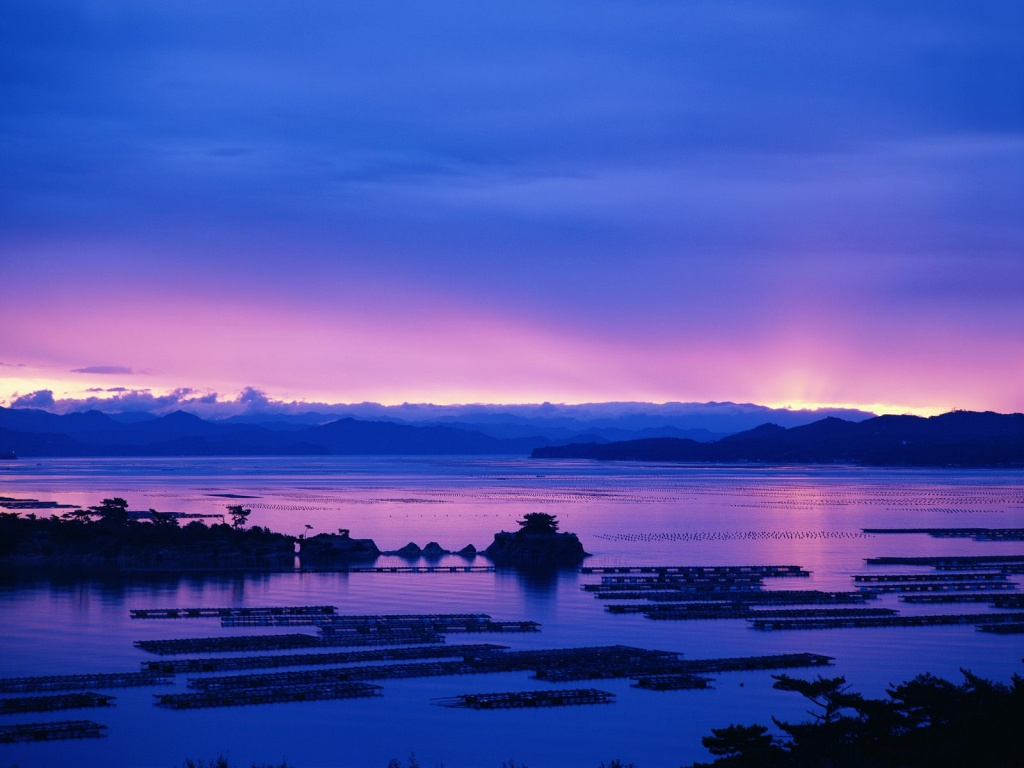 Ago Bay At Sunset, Mie Prefecture, Japan.jpg